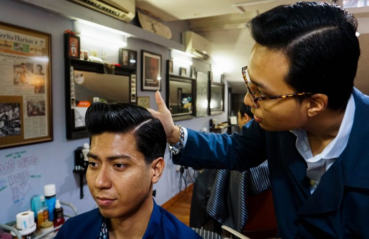 Select a Pompadour Singapore for the Smoothest and Perfect Shave