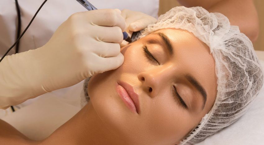 skin and cosmetic laser treatments
