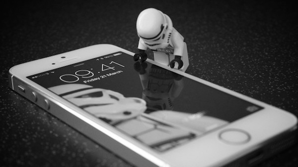 One way to track a young one using iPhone Spy software