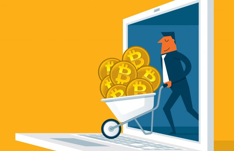 How does the bitcoin transaction work?