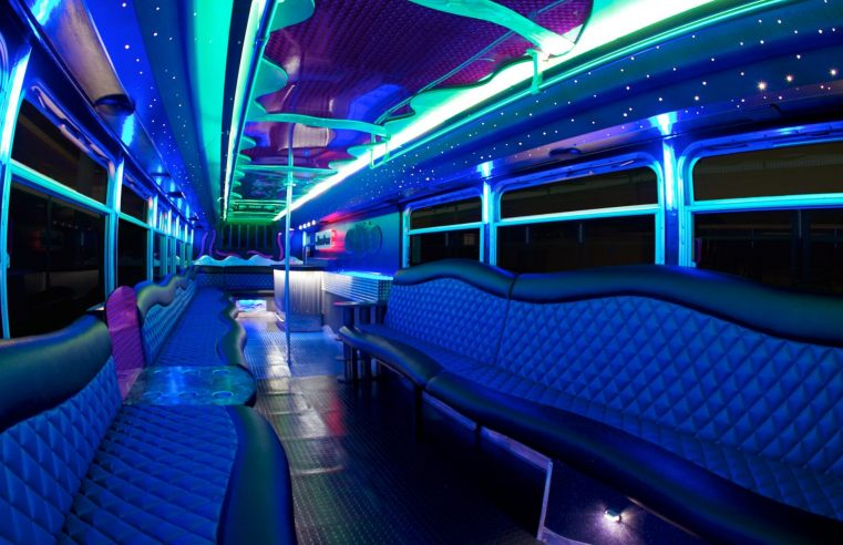 Thanksgiving Dinner in a Limo